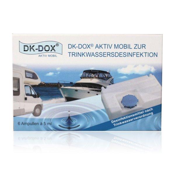 DK-DOX Trinkwasserdesinfektion